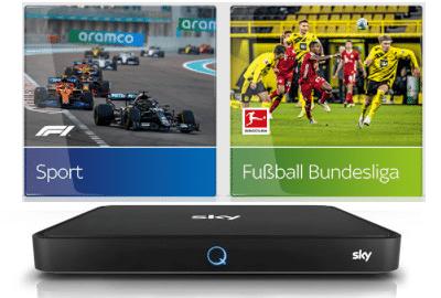 Sky Angebot Bundesliga Sport