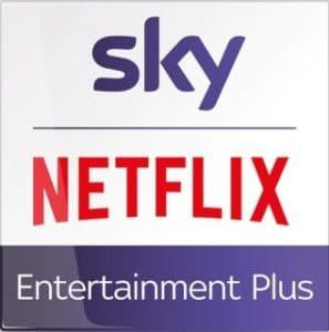 Sky Entertainment Plus Paket