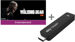 Sky Entertainment Ticket TV Stick