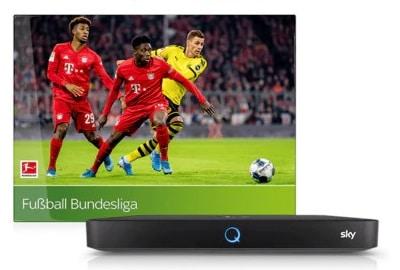 Sky Q Bundesliga Angebot