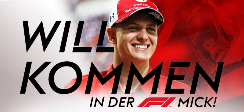Mick Schumacher Formel 1 bei Sky