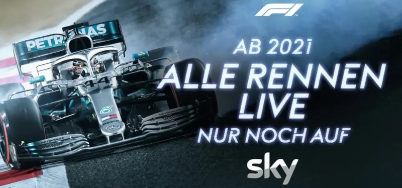 Sky Formel 1 Angebote